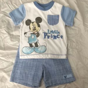 Disney Baby Mickey Mouse outfit